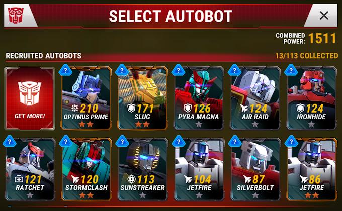 Transformers: Earth War
