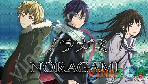 Anime hay: Noragami
