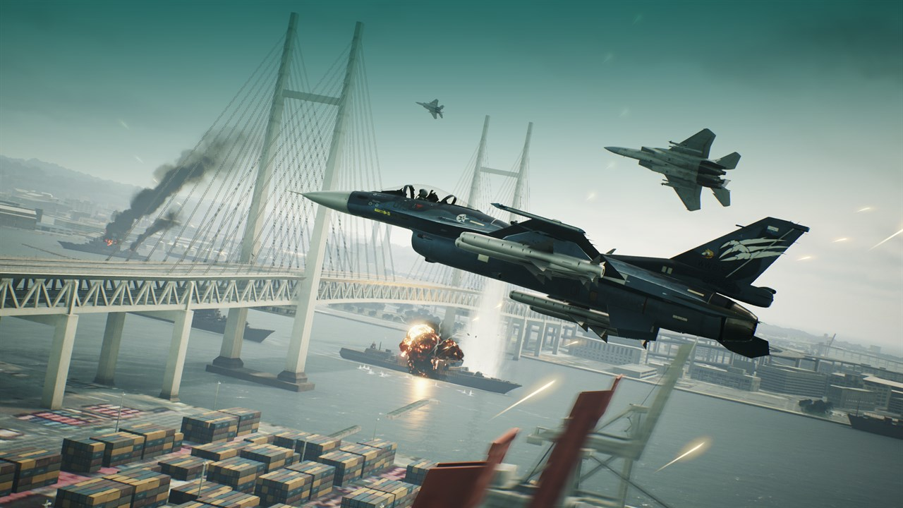 Ace Combat 7: Skies Unknown new DLC