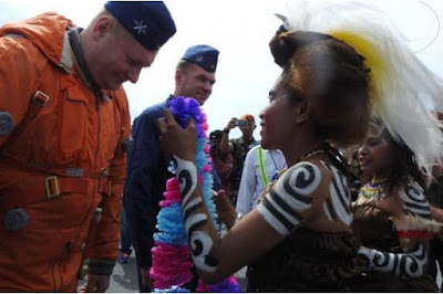 Kunjungan Pesawat Tempur Rusia ke Papua Picu Reaksi Australia