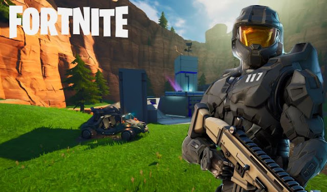 كيفية فتح Matte Black Master Chief في Fortnite حصريا