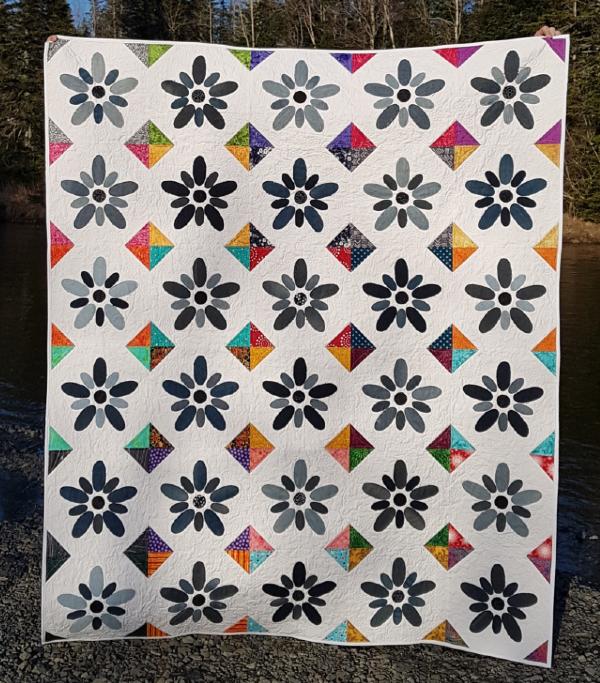 New Life quilt pattern | DevotedQuilter.com