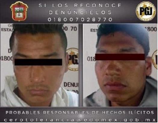 Delincuentes de Toluca