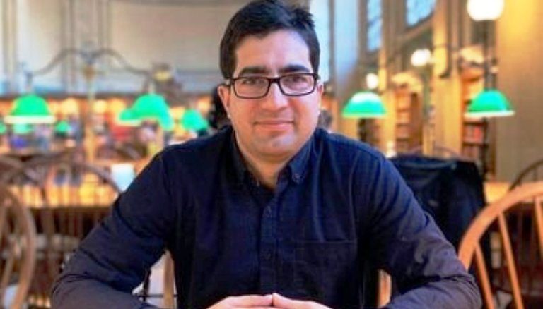 J&K Former IAS Office Shah Faesel is now booked under PSA, after Omar Abdullah