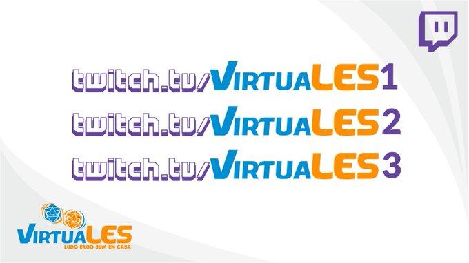 #VIRTUALES20 - Jornadas LES Virtuales