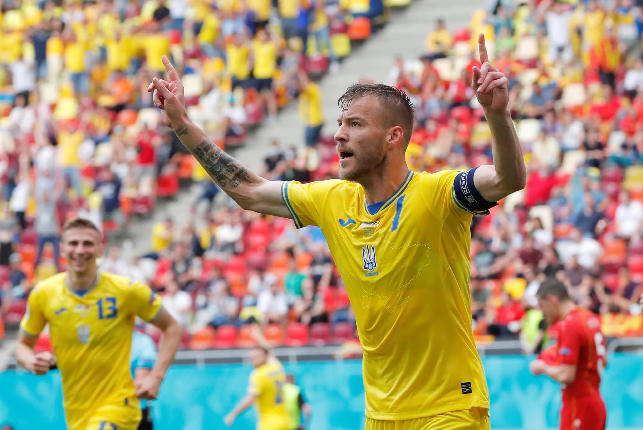 Euro 2020: Ukraina membuka asa setelah mengalahkan MU