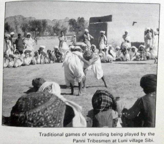 panni tribesmen