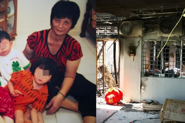 Няня спасла детей от гибели в огне ценой собственной жизни!