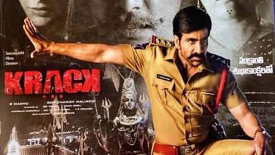 Krack 2021 Hindi Dubbed Full Telugu Movie Download 480p HD