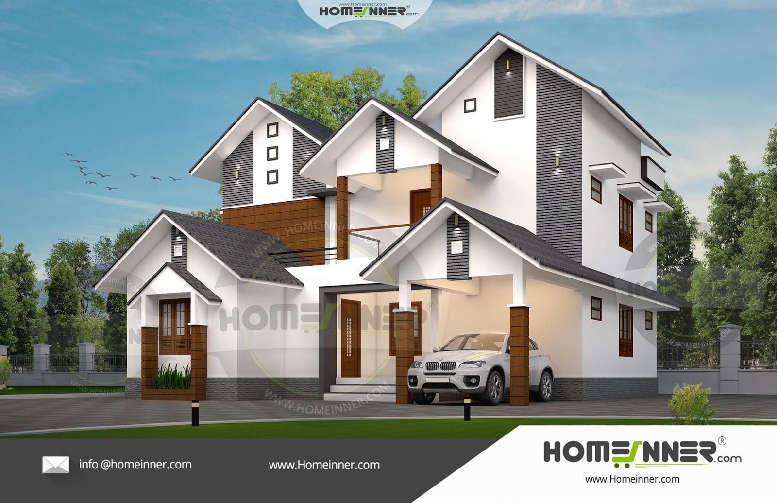 20 Lakh 4 BHK 2330 sq ft Kochi Villa