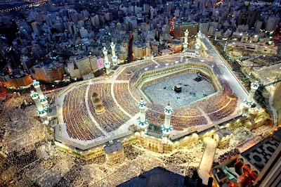 Suasana di Makkah