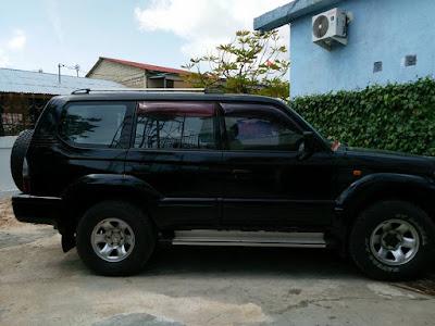 Dijual Mobil Bekas Toyota Prado 1998