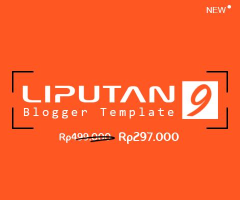 Liputan6com style Blogger Template