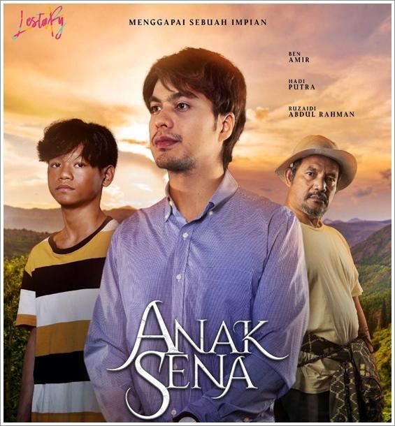 Drama | Anak Sena (Lestary TV3)