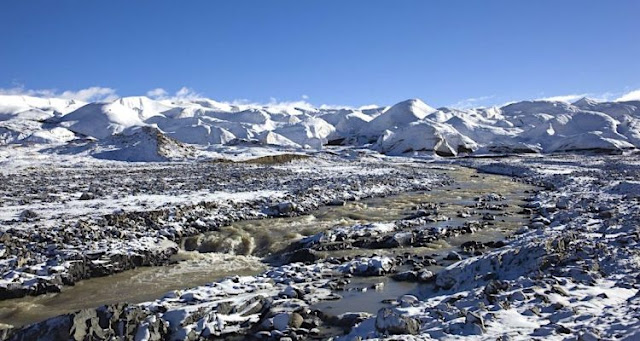 Unknown ancient viruses discovered in a Tibetan glacier