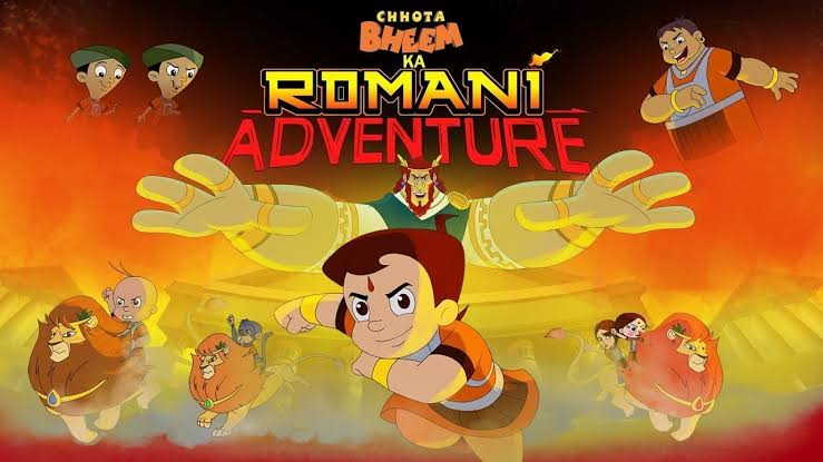 Chhota Bheem Ka Romani Adventure Images In HD