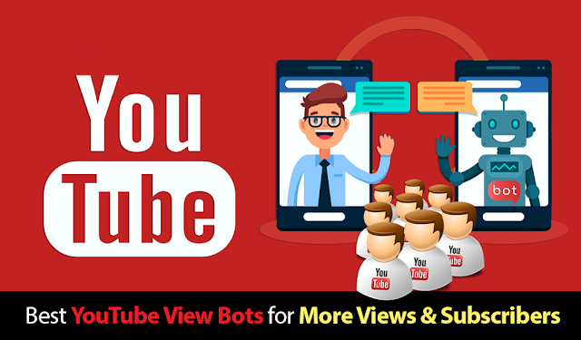 Using View Bots (Online Service) to Increase YouTube Views