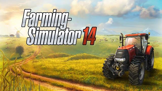 تحميل farming simulator 14 مهكرة