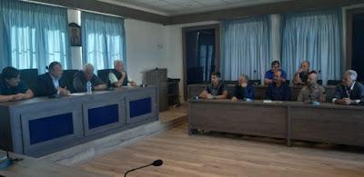 Ορκωμοσία νέων υπαλλήλων στο δήμο Πύλου-Νέστορος