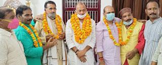 शैलेष राय को मनोनीत किया गया प्रदेश मंत्री | #NayaSaberaNetwork
