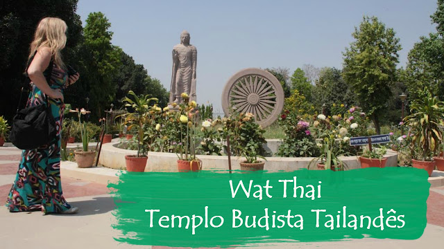Wat Thai Temple em vídeo