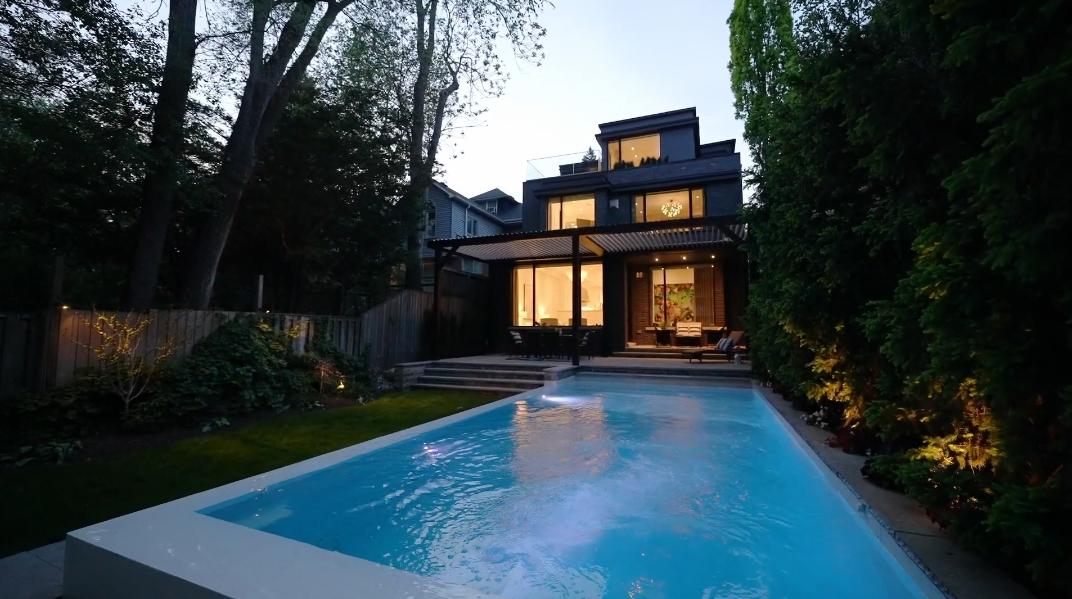 33 Interior Design Photos vs. 59 Heath St W, Toronto, ON Luxury Home Tour