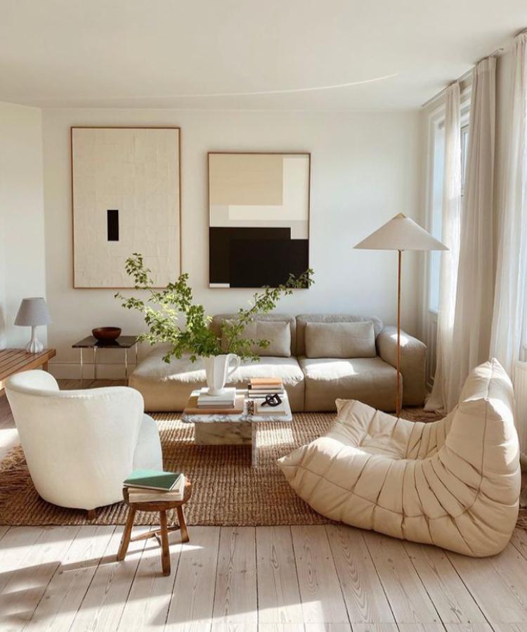A Beautiful, Elegant Copenhagen Home Revisited!