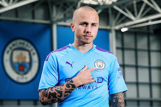 RB Leipzig close to making Barca target Angelino deal permanent from Manchester City