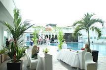 Dekorasi Outdoor Wedding Di Grand Jatra Hotel Balikpapan