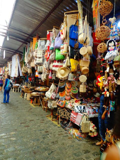 mercado artesanato