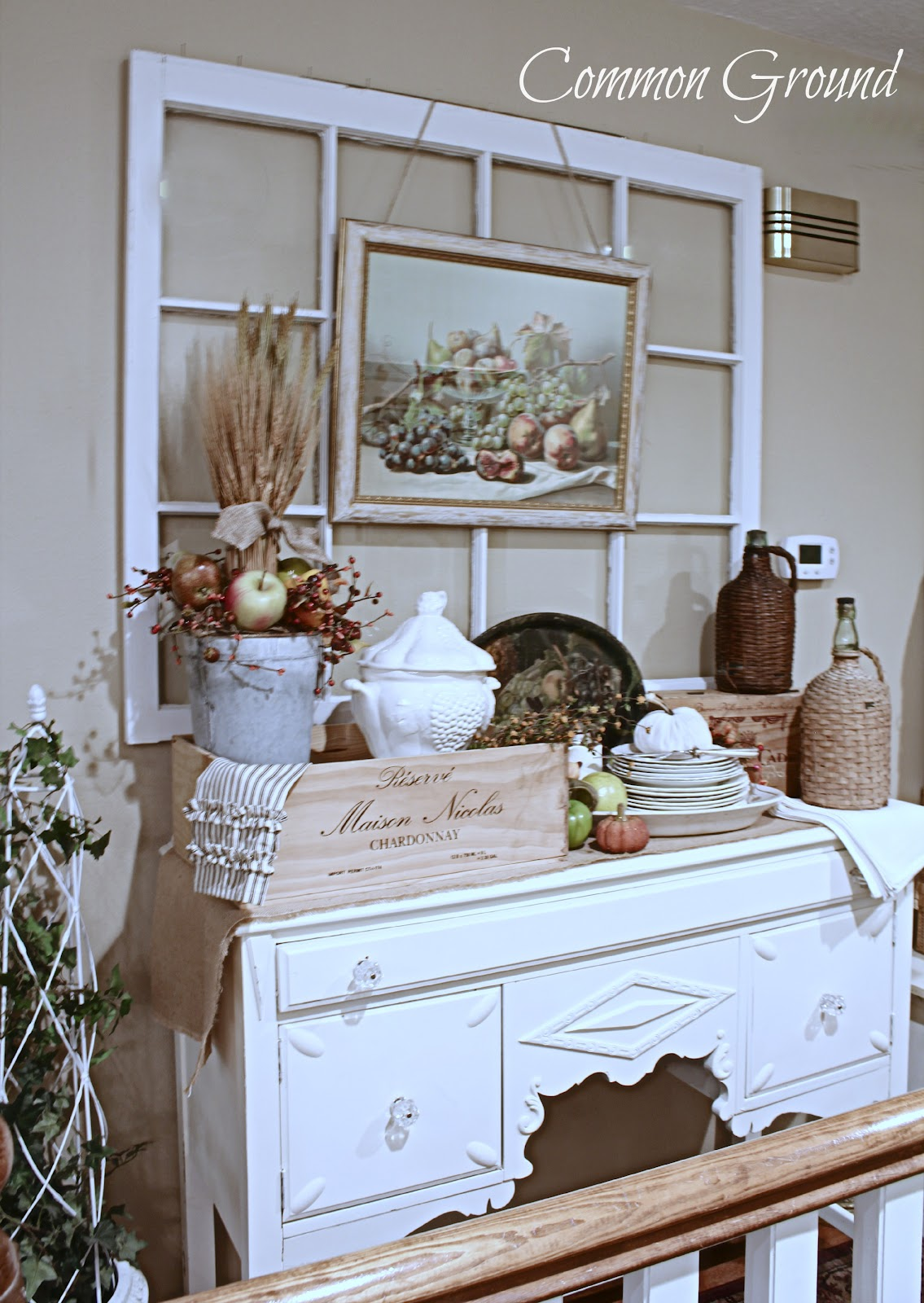 French Country Home Interior Design: Vintage Inspired French Country Home Tour