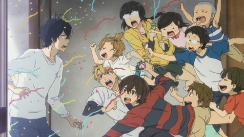 Barakamon BD Episode 1 - 12 [END] Subtitle Indonesia