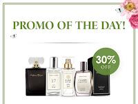 Promo Diskon 30% Semua Varian Aroma Parfum Federico Mahora Tgl 29 Mei 2019