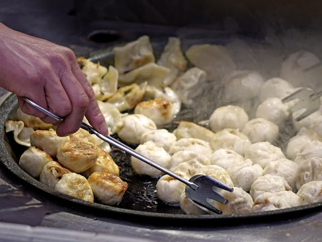 comida rua china