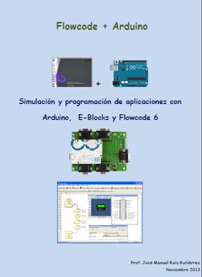 Tutorial Arduino PDF: Flowcode + Arduino