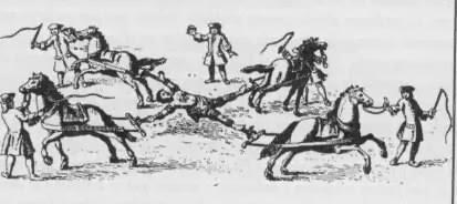 Ejecución de Túpac Amaru II