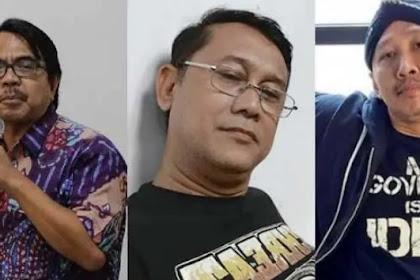 Sindir Pujian Buzzer Desi dan Ade Armando, Ketum KNPI: Akhirnya Tuhan Mempermalukan Kalian Berdua