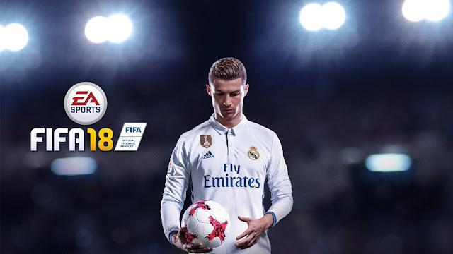 Trailer de FIFA 18 tem Cristiano Ronaldo como estrela