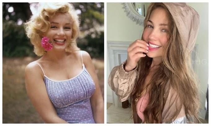 Thalía se transforma en Marilyn Monroe e impacta con el gran parecido