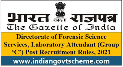 Directorate of Forensic Science Services