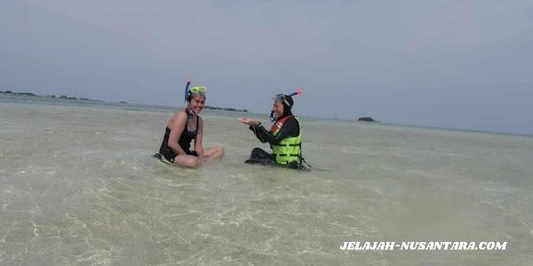 destinasi wisata open trip pulau pramuka