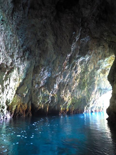 Monk Seal Cave, Bisevo, Dalmatian Coast Islands, Croatia