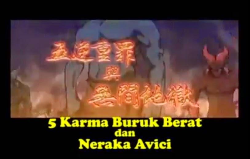 5 Karma Buruk Paling Mengerikan