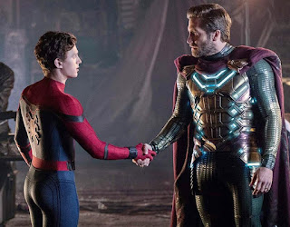SPIDER-MAN FAR FROM HOME (2019) Review