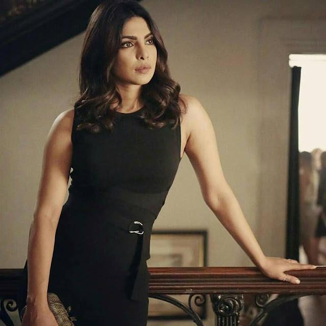 Gorgeous Priyanka Chopra In Black Outfits Actress Trend
