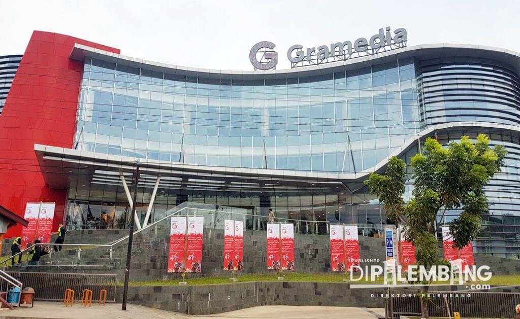10 toko buku di Palembang terlengkap beserta alamatnya