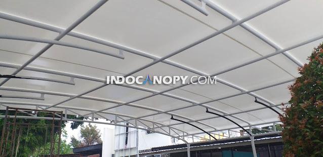 jasa canopy membrane mojokerto