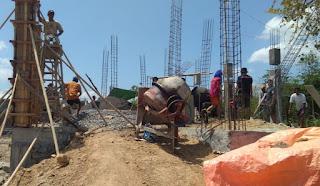 Bangun Masjid, Warga Lingkungan Radio Permai Minta Bantuan Pemkot Bima dan Donatur