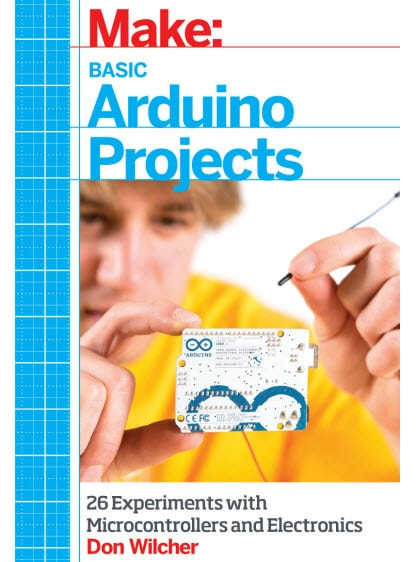 Make Basic Arduino Projects book