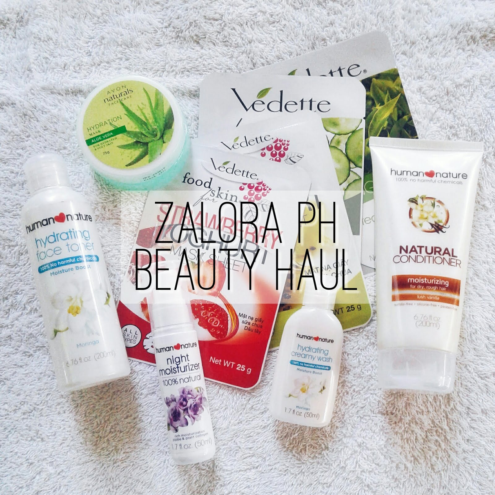 Zalora PH Beauty Haul ( + October Faves)
